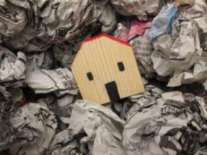 ゴミ屋敷,遺品整理