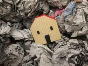 遺品整理,ゴミ屋敷