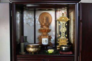 仏壇,魂抜き