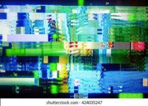 テレビ,故障