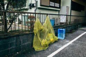 江東区,粗大ゴミ